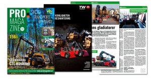 TW LogStacker promagazine